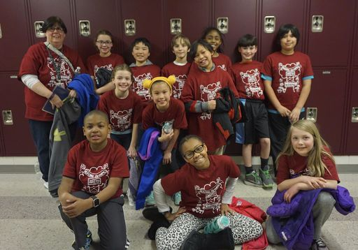 """Reading Olympics"" takes center stage in LMSD"