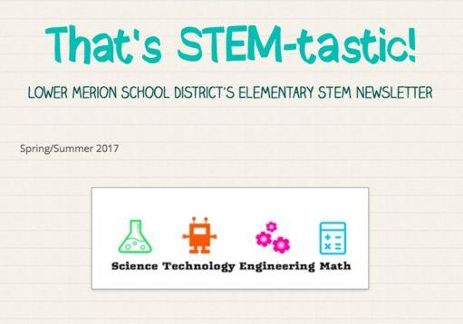 spring summer elementary stem newsletter read article lower