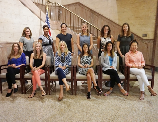 LMSD welcomes newest staff members