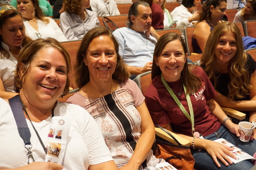 LMSD welcomes back faculty & staff on Opening Day