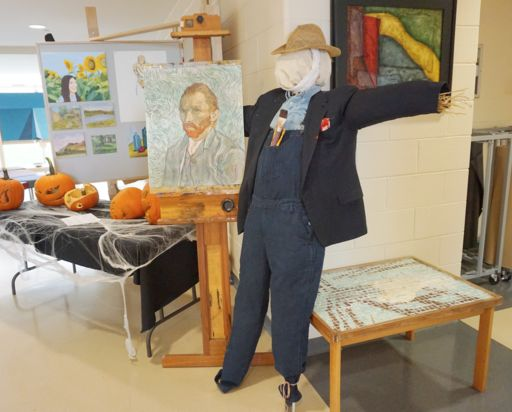 Harriton hosts Halloween Festivities