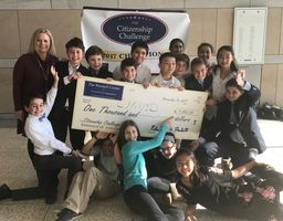 Cynwyd captures crown at 5th Annual Citizenship Challenge