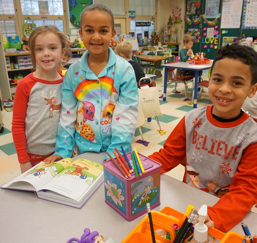 Owls read and raise $1,345 for Children's Hospital of Philadelphia (CHOP)
