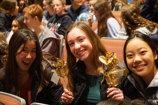 "Lower Merion & Harriton host inaugural ""Golden Rose Awards"""