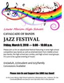 LMHS Cavalcade of Bands Jazz Festival