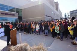 LMSD Students Rally For School Safety