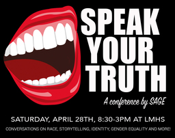 "Register today for LMSD's first-ever Social Justice Conference ""Speak Your Truth"""