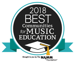 LMSD's Music Education Program Receives National Recognition