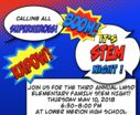Register today for the 3rd Annual Elementary Family STEM Night!