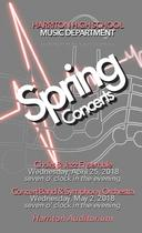 Harriton Music Department Spring Concert Series