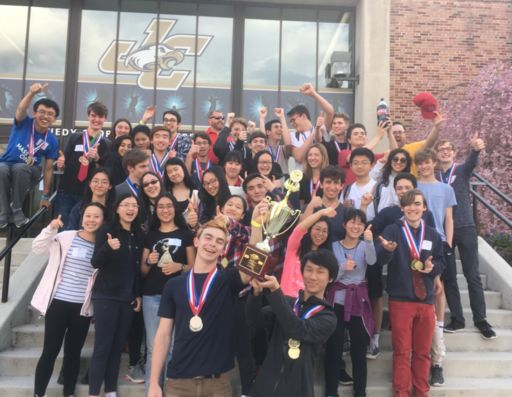 Harriton, Lower Merion Science Olympiad take top-two spots at State Competition