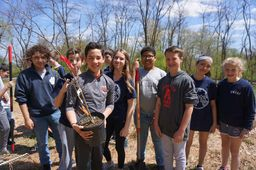 "Welsh Valley and Lower Merion Township team up for ""Tree City, USA"""