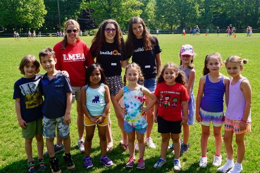 Gladwyne hosts Walkathon in support of service and education