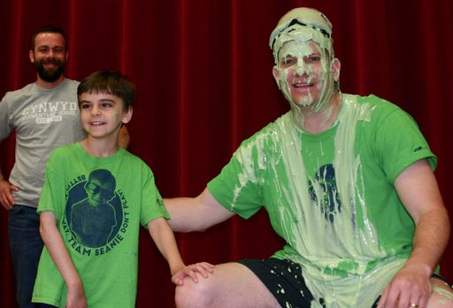 Cynwyd's Team Sean Walkathon raises $6,000 for the AT Children's Project