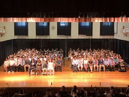 Bala Cynwyd holds 8th Grade Promotion Ceremony