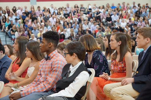 Welsh Valley holds 8th Grade Promotion Ceremony