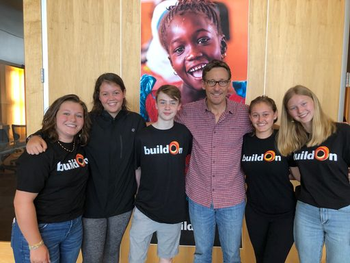 LMSD well-represented at buildOn Leadership Conference