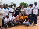 Harriton Senior Plants Trees in Gambia