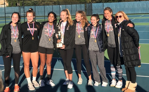 Harriton Girls Tennis earns District I AAA Crown