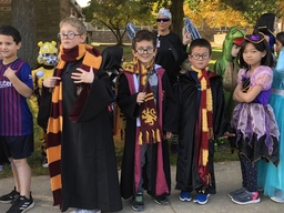 Penn Valley hosts Halloween Festivities