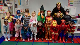 Belmont Hills hosts Halloween Festivities