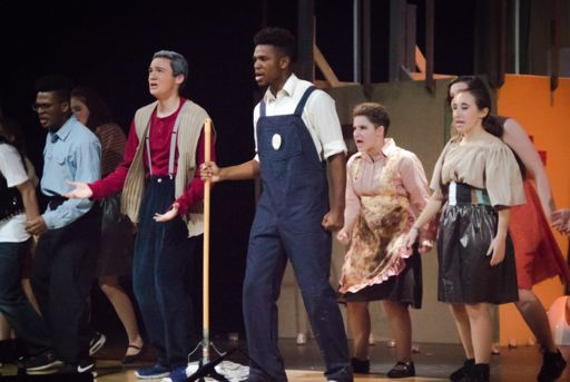 "LM Players present: ""Urinetown"""