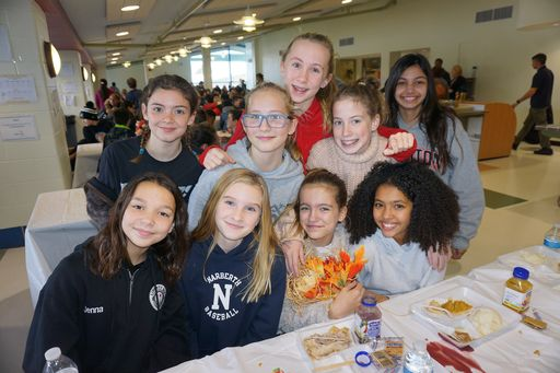 Welsh Valley gets into holiday spirit with Thanksgiving Luncheon & Food Drive