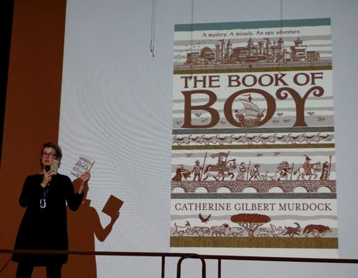 Bala Cynwyd welcomes author Catherine Gilbert Murdock