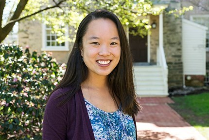 Kathleen Tsai (LM '12) receives Fulbright English Teaching Assistant Grant