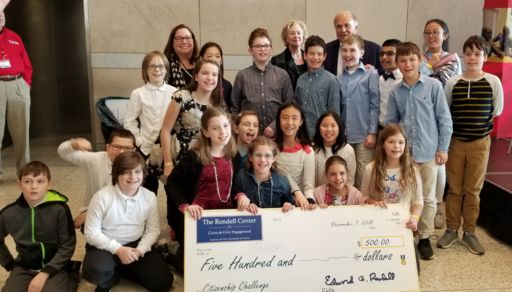 "Merion & Cynwyd excel in ""Citizenship Challenge Essay Contest"""