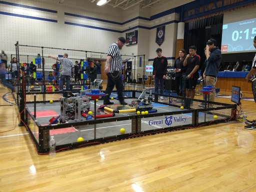 Harriton VEX Robotics Team Wins Big
