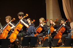 BCMS Instrumentalists perform at Winter Warmup Concert