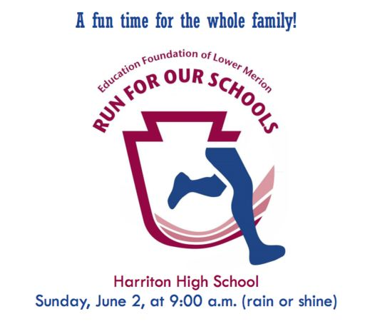 "Education Foundation of LM's 10th Annual ""Run for Our Schools"""