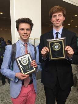 Harriton Students Take Home Debate Honors