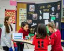 Young Engineers Shine at LMSD's Junior FIRST Lego League Expo