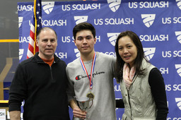 Harriton's Thomas Rosini wins U19 U.S. National Squash Title