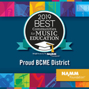 "LMSD earns ""Best Communities for Music Education"" (BCME) Award"