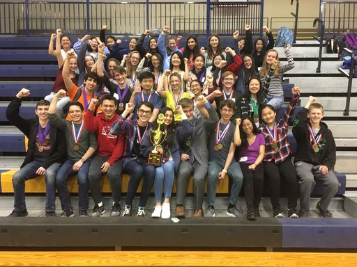 STATE CHAMPS! Harriton Science Olympiad wins 5th straight PA Title