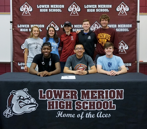 LMHS Athletes Sign Letters of Intent