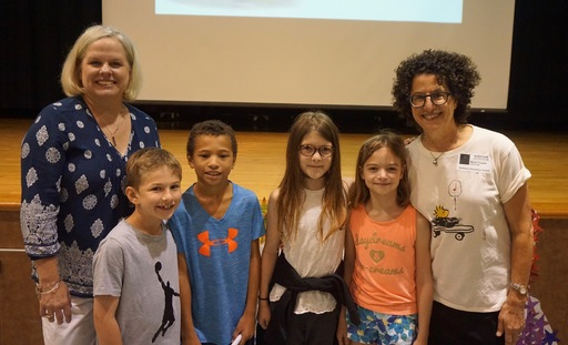 Award-winning Children's author & illustrator Marla Frazee visits Gladwyne