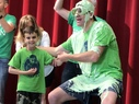 Cynwyd Principal Gets Slimed for a Good Cause