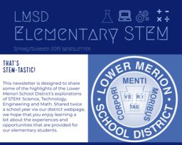 Spring/Summer Elementary STEM Newsletter