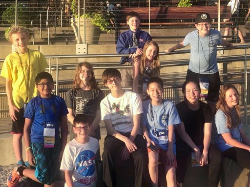 Knights Excel at 41st Annual Technology Student Association (TSA) National Conference