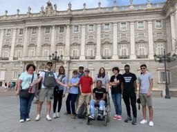 LMHS students continue Language Learning Journey in Spain