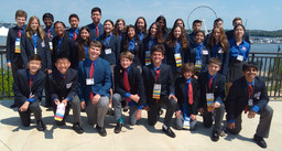 Dragons deliver at Technology Student Association (TSA) National Conference