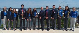 Harriton Technology Student Association (TSA) wins three titles at National Conference