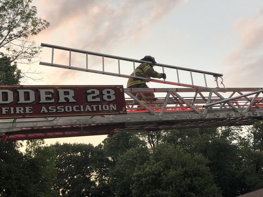 LMSD Provides Training Venue for Firefighters