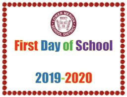 "Share Your Back-to-School Excitement with LMSD's ""First Day of School"" Photo Cards!"
