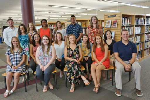 LMSD welcomes new staff members