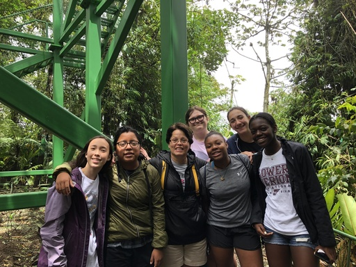 "Knights experience ""Pura Vida"" during educational trip to Costa Rica"